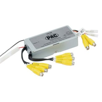 PAC® - Video Amplifier and Switcher