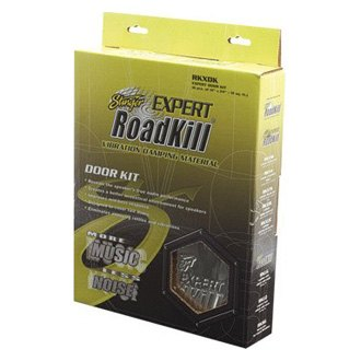 PAC® - Roadkill Sound Damping Expert Door Kit