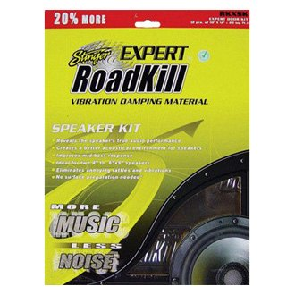 PAC® - Roadkill Sound Damping Expert Speaker Kit