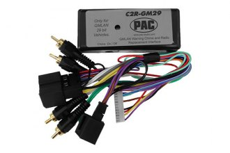 PAC® - Radio Replacement Interface For Vehicles without OnStar