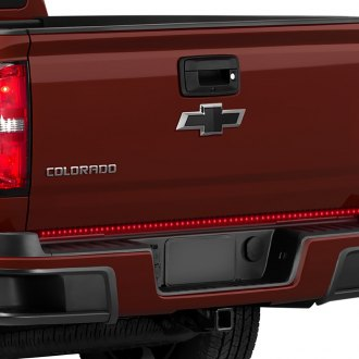 Pacer Performance® - 4-Function Red LED Outback F4 Tailgate Bar