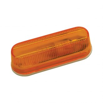 "Pacer Performance® - 3.5""x1"" Oval Side Marker Light"