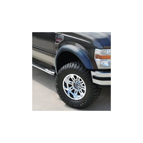 Pacer Performance® - Full Coverage Heavy Duty Flexy Fender Flares