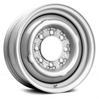 PACER® - 282S OE STD STEEL WHEEL Silver