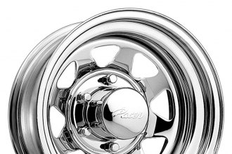 "PACER® - 315C Chrome (15"" x 6"", 0 Offset, 6x139.7 Bolt Pattern, 108.71mm Hub)"
