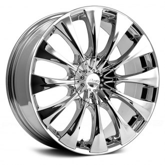 PACER® - 776C SILHOUETTE Chrome