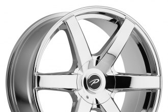 "PACER® - 785V OVATION Bright PVD (16"" x 7.5"", +38 Offset, 5x114.3 Bolt Pattern, 73mm Hub)"