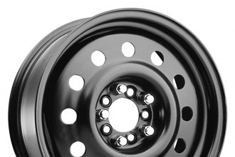 "PACER® - 83B BLACK MOD Matte Black (15"" x 6"", +41 Offset, 4x114.3 Bolt Pattern, 72mm Hub)"