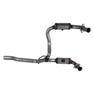 PaceSetter® - Direct Fit Y-Pipe Catalytic Converter Assembly