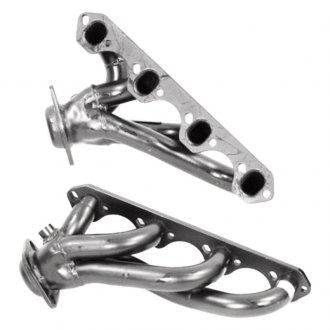 PaceSetter® - Mild Steel Shorty Exhaust Headers