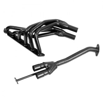 PaceSetter® - Mild Steel Armor Coated Exhaust Header