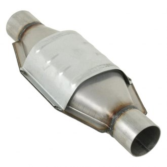 PaceSetter® - Bullet Style Stainless Steel Hi-Flow Catalytic Converter