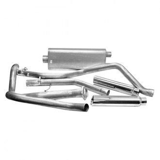 PaceSetter® - TFX Performance Stainless Steel Cat-Back Exhaust System