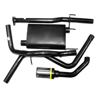 PaceSetter® - Monza Stainless Steel Cat-Back Performance Exhaust System