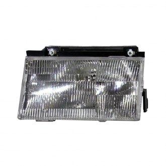 1990 Mercury Topaz Factory Replacement Headlights - CARiD com
