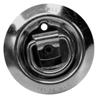 Pacific Cargo Control® - Pan Fitting with D-Ring