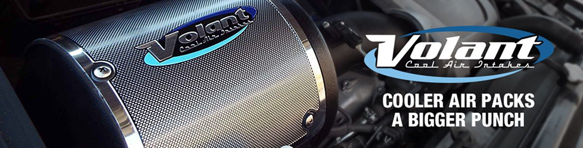 Volant Air Intakes