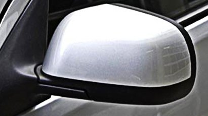 Step-by-step side mirror installation
