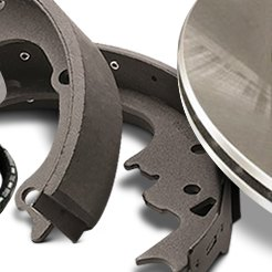 OEM Replacement Drum Brake Shoes