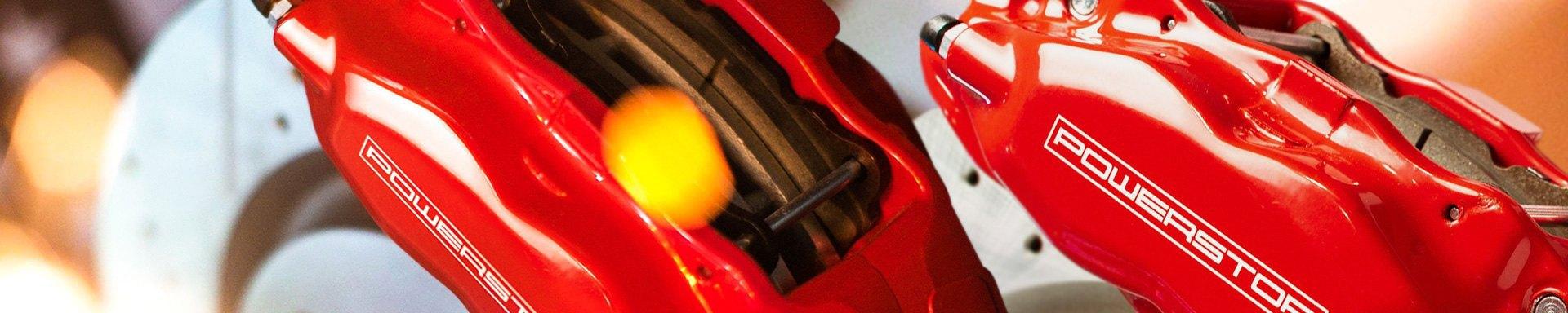Performance Brakes, Pads & Rotors
