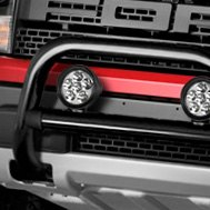 Sport Bull Bar with Off-Road Lights