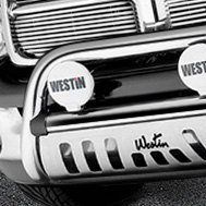 Westin® - Ultimate Bull Bar with Off-road Lights