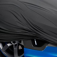 Form Fit Charcoal Car Cover