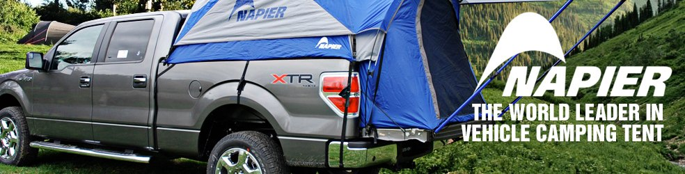 Napier Truck SUV u0026 Hatchback C&ing Tents & Truck u0026 SUV Tents | Awnings Sun Shades Screen Rooms Air Mattresses