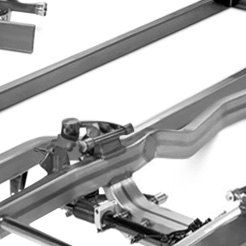 Factory Chassis Frames and Rails