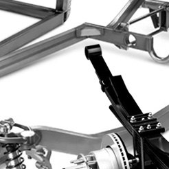 OEM Chassis Frames and Rails