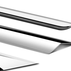 Chrome Rocker Panels