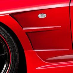 Custom Fenders   Carbon Fiber, Fiberglass, Urethane – CARiD com