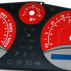 US Speedo® Custom Gauge