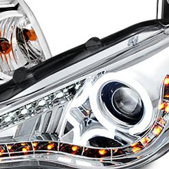 Headlights For Cars >> Custom Headlights For Cars Trucks Halo Projector Led