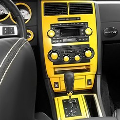 Сolor Dash Kits in Chevy