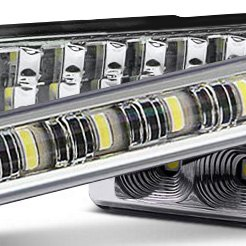 Lumen® - Universal Straight LED Daytime Running Lights