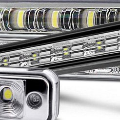 Lumen® - Universal Straight LED DRLs