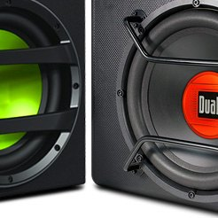 Dual ALB Amplified Subwoofer
