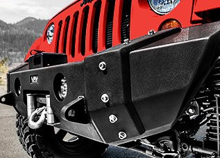 Jeep Off-Road Bumper
