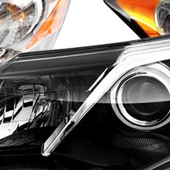 2014 Toyota Camry Factory Headlights by TYC®