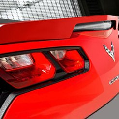 Factory Style Rear Wing Spoiler