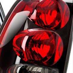 Factory Red Tail Lights