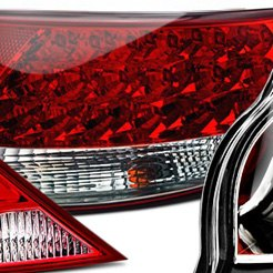 Factory style tail lights replacement reproduction carid worn or defective tail lights not only disfigure your vehicle theyre unsafe and illegal a cracked or broken tail light or one with red tape aloadofball Choice Image