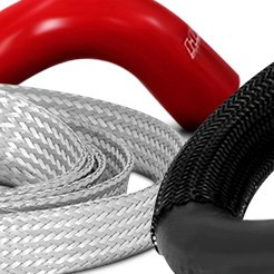 HPS Silicone Hoses Red Heater Hoses
