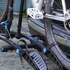 Heininger® - Platform 2 Bikes Hitch Mount Bike Racks