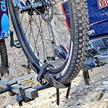 Swagman® - Black Platform Hitch Mount Bike Racks