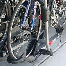 Yakima® - Black Hitch Mount Bike Racks