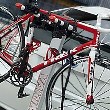 Yakima® - Red Hitch Mount Bike Racks