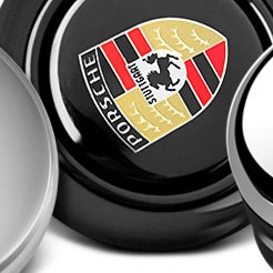 Porsche Steering Wheel Horn Button