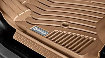 Keep your floor mats clean and secure